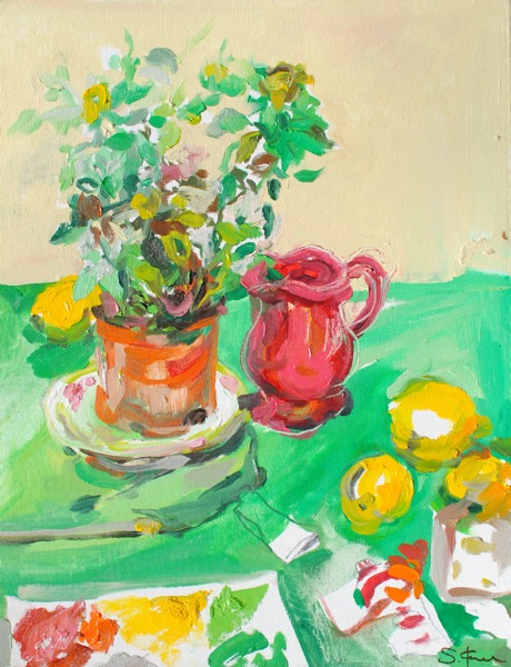 Sarah_Perea_Kane_Still_Life_with_Lemons