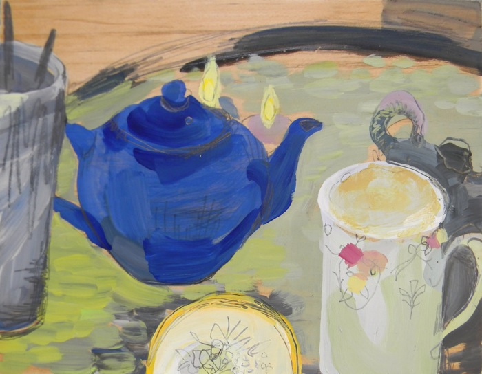 Sarah_Perea_Kane_Teapot_Candles_And_Elephant