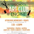 Fall Art Club at Engine