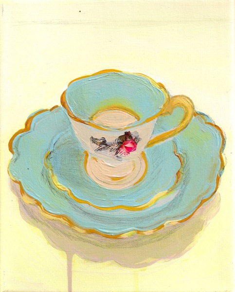 Sarah_Perea_Kane_Blue_Teacup_Saucer_and_Plate