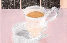 Teacup with Window