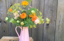 Pink & Orange Arrangement